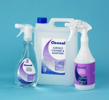 Kitchen Detergents and Sanitizing